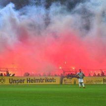 SAISON 2017/18:  BVB – FC BAYERN MÜNCHEN