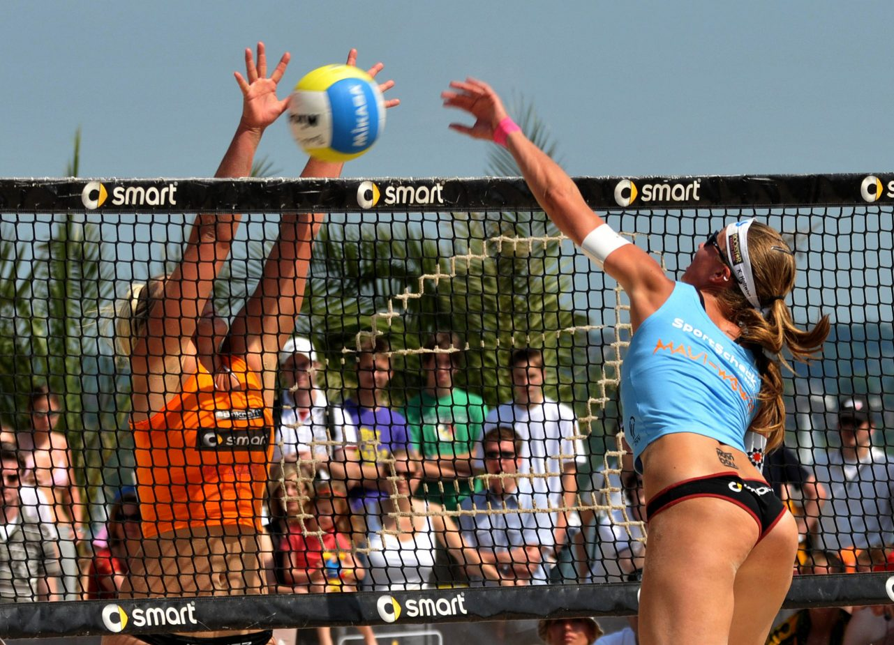 BEACHVOLLEYBALL:  SMART BEACH TOUR